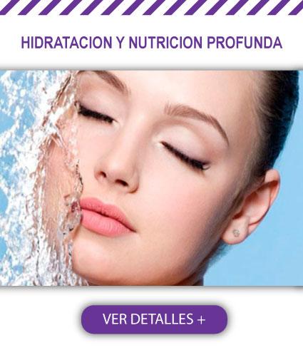 Hidratación y Nutrición Profunda
