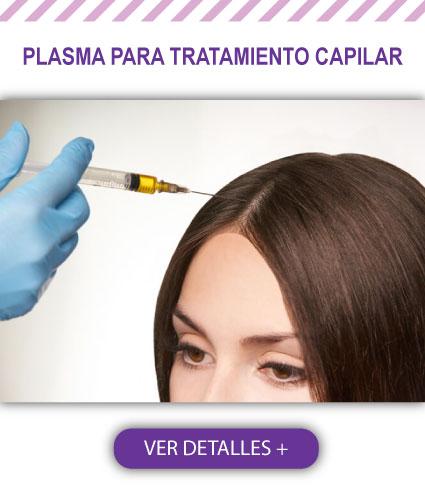 Plasma para Tratamiento Capilar