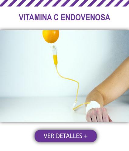 Vitamina C Endovenosa